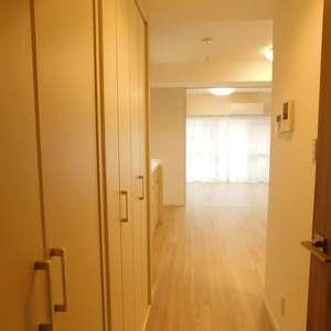 ハイマート早稲田(6階,)のお部屋の廊下