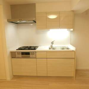 ハイマート早稲田(6階,)のキッチン