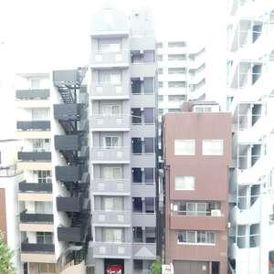 ハイマート早稲田(6階,)のお部屋からの眺望