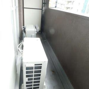ハイマート早稲田(6階,)のバルコニー