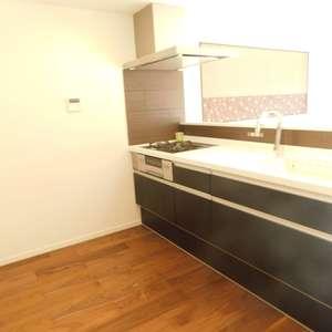 クレセントマンション(5階,5980万円)のキッチン