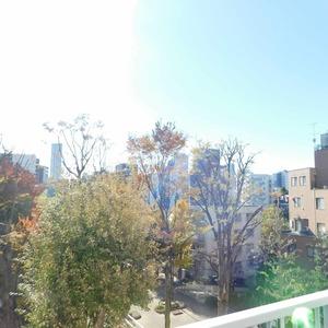 クレセントマンション(5階,5980万円)のお部屋からの眺望