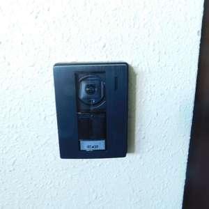 牛込台マンション(4階,)のフロア廊下(エレベーター降りてからお部屋まで)