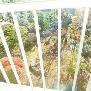 牛込台マンション(4階,)のお部屋からの眺望