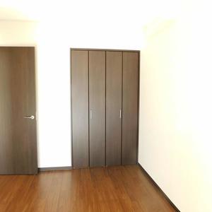 牛込台マンション(4階,)の洋室