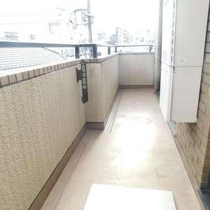ライオンズガーデン駒込(3階,)のバルコニー