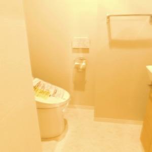 ライオンズガーデン駒込(3階,)のトイレ