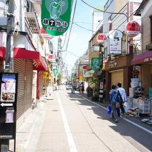 ハイマート早稲田の最寄りの駅周辺・街の様子