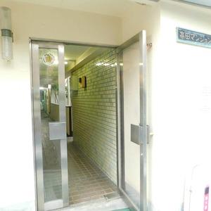 高田マンションのマンションの入口・エントランス