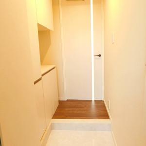 高田マンション(4階,)のお部屋の玄関