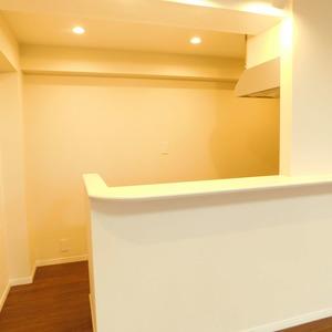 高田マンション(4階,)のキッチン
