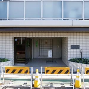 亀戸天神リリエンハイムのマンションの入口・エントランス