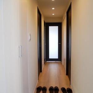 亀戸天神リリエンハイム(2階,)のお部屋の廊下