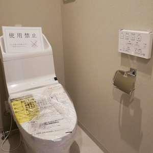 亀戸天神リリエンハイム(2階,)のトイレ