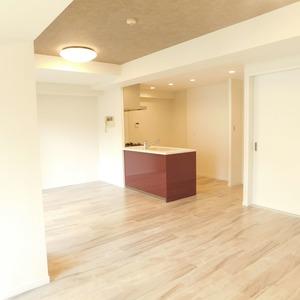 ベルメゾン小石川植物園(5階,)の居間(リビング・ダイニング・キッチン)