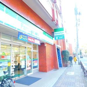 マイキャッスル小石川の周辺の食品スーパー、コンビニなどのお買い物