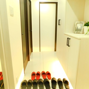 パークサイド小石川植物園(3階,7800万円)のお部屋の玄関
