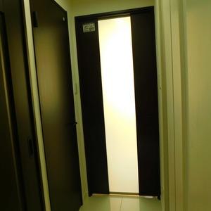 パークサイド小石川植物園(3階,7800万円)のお部屋の廊下