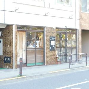パークサイド小石川植物園のカフェ