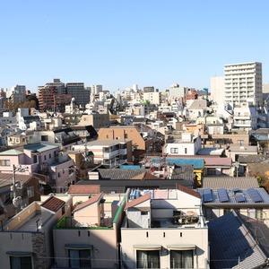 サンパレス駒込壱番館(7階,6799万円)のお部屋からの眺望