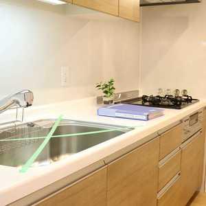 サンパレス駒込壱番館(7階,6799万円)のキッチン