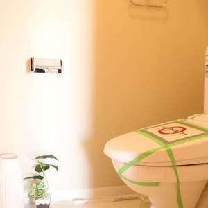 サンパレス駒込壱番館(7階,6799万円)のトイレ