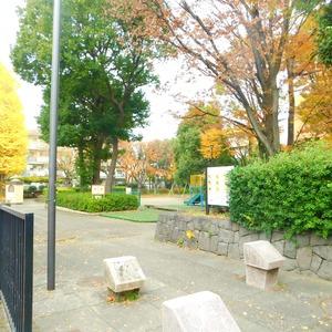 ベラビスタ信濃町の近くの公園・緑地