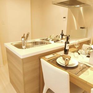 信濃町ハイム(4階,4680万円)のキッチン