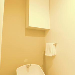 信濃町ハイム(4階,4680万円)のトイレ