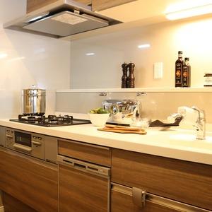 朝日動坂マンション(8階,6997万円)のキッチン