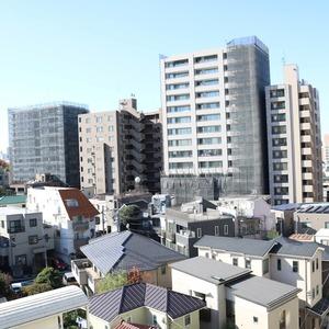 朝日動坂マンション(8階,)のお部屋からの眺望