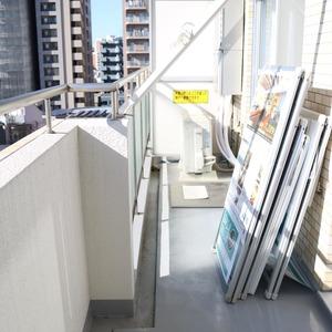 朝日動坂マンション(8階,6997万円)のバルコニー