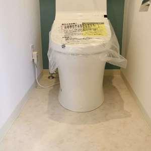 日興パレス文京(3階,)のトイレ