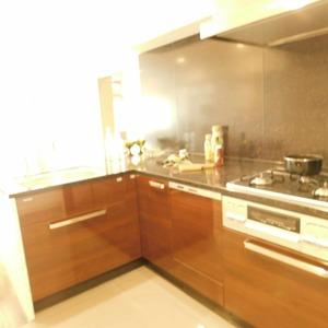 イトーピア渋谷桜ヶ丘(5階,)のキッチン