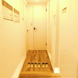 ルモン広尾(3階,)のお部屋の玄関
