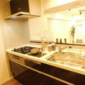 ルモン広尾(3階,)のキッチン