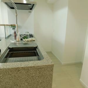 クレッセント目黒3(4階,5580万円)のキッチン