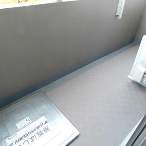 クレッセント目黒3(4階,5580万円)のバルコニー