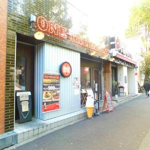 クレッセント目黒3のカフェ