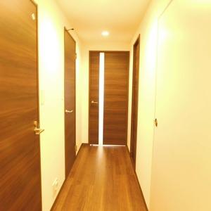ファミール久堅(6階,)のお部屋の廊下