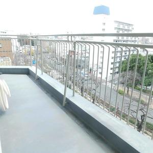 ファミール久堅(6階,)のバルコニー