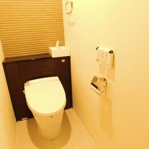 ファミール久堅(6階,)のトイレ