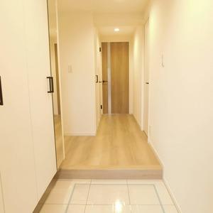 サニークレスト六義園(3階,4990万円)のお部屋の玄関