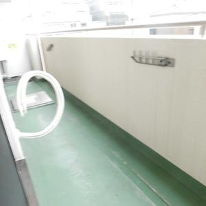 サニークレスト六義園(3階,4990万円)のバルコニー