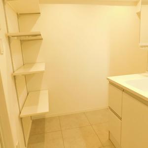 サニークレスト六義園(3階,4990万円)の化粧室・脱衣所・洗面室