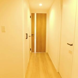 サニークレスト六義園(3階,4990万円)のお部屋の廊下