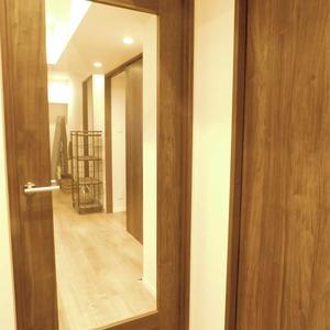 ニュータウンオークボ(14階,4497万円)のお部屋の廊下