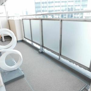 ニュータウンオークボ(14階,4497万円)のバルコニー