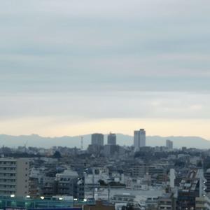 ニュータウンオークボ(14階,4497万円)のお部屋からの眺望
