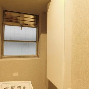 ニュータウンオークボ(14階,4497万円)のトイレ